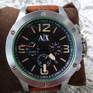 Arimani Exchange Chronograph AX1516-45mm Watch